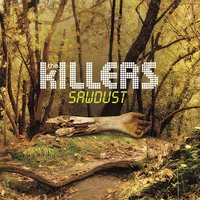 Audio CD The Killers. Sawdust