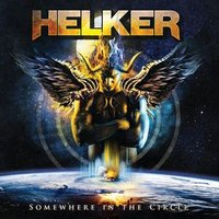 Audio CD Helker. Somewhere In The Circle