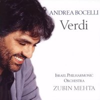 Audio CD Andrea Bocelli. Verdi