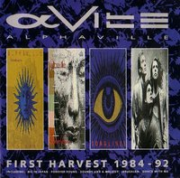 Alphaville: First Harvest 1984-1992 (CD)