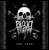 Audio CD Blood tsunami. For faen!