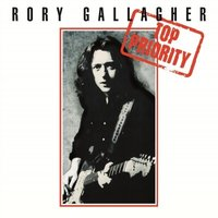 LP Rory Gallagher. Top Priority (LP)