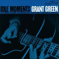 LP Grant Green. Idle Moments (LP)