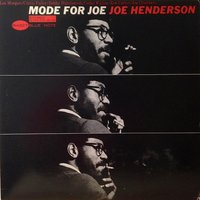 LP Joe Henderson. Mode For Joe (LP)