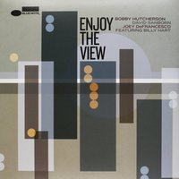 LP Bobby Hutcherson. Enjoy The View (LP)
