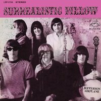 LP Jefferson Airplane. Surrealistic Pillow (LP)