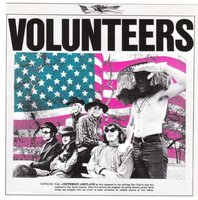 Jefferson Airplane. Volunteers (LP)