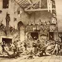LP Jethro Tull. Minstrel In The Gallery (LP)