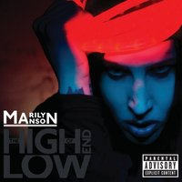 Audio CD Marilyn Manson. The high end of low