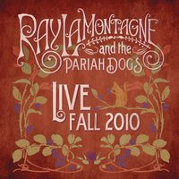 LP Ray Lamontagne And The Pariah Dogs. Live Fall 2010 (LP)