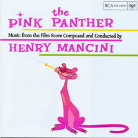 LP Henry Mancini. Soundtrack To Pink Panther (LP)