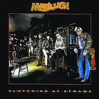 Marillion. Clutching At Straws (LP)
