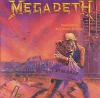 Megadeth. Peace Sells...But Who`s Buying? (LP)