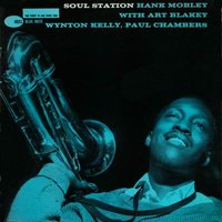 LP Hank Mobley. Soul Station (LP)