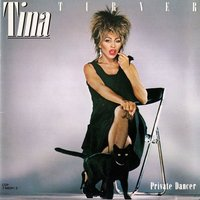 Tina Turner. Private Dancer (LP)