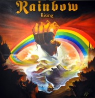 Audio CD Rainbow. Rising