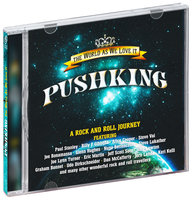 Pushking. The world as we love it (CD)