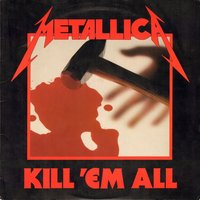 Audio CD Metallica. Kill 'em all