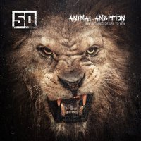 LP 50 Cent. Animal Ambition: An Untamed Desire To Win (LP)
