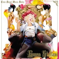 Audio CD Gwen Stefani. Love.Angel.Music.Baby.