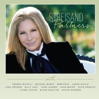 Audio CD Barbara Streisand. Partners