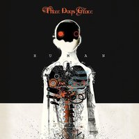 Audio CD Three Days Grace. Human