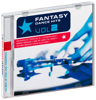 Audio CD Various. Fantasy dance hits Vol 2