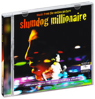 Audio CD O.S.T. Slumdog millionaire. Music from the motion picture