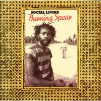 LP Burning Spear. Social Living (LP)