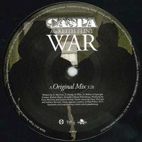 LP Caspa, Keith Flint. War (LP)