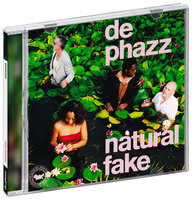 Audio CD De Phazz. Natural Fake
