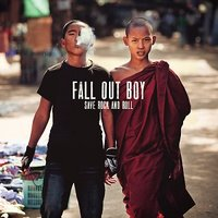 LP Fall Out Boy. Save Rock And Roll (LP)