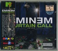 Eminem. Curtain Call - The Hits (CD)