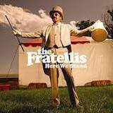 Audio CD The Fratellis. Here We Stand
