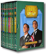 DVD ����� � ������. ������������� ������� (8 DVD) / Jeeves and Wooster