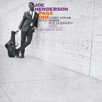 LP Joe Henderson. Page One (LP)