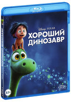 Хороший динозавр (Blu-Ray) / The Good Dinosaur