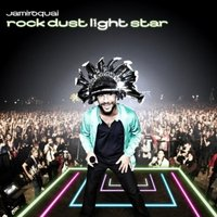 LP Jamiroquai. Rock Dust Light Star (LP)