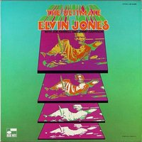 LP Elvin Jones. The Ultimate (LP)