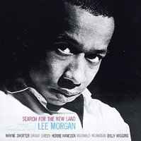 LP Lee Morgan. Search For The New Land (LP)