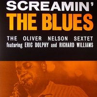 LP Oliver Nelson. Screamin` The Blues (LP)