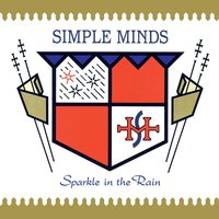 Audio CD Simple Minds. Sparkle in the Rain