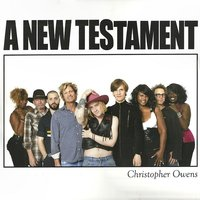 LP Christopher Owens. A New Testament (LP)
