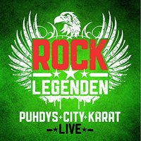 Audio CD Puhdys, City, Karat. Rock legenden live