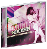 Audio CD Queen. A night at the odeon