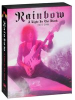 Rainbow. A Light In The Black 1975-1984 (5 CD + DVD)