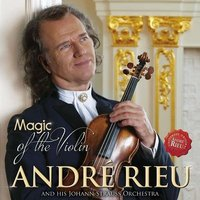 Audio CD Andre Rieu. Magic of the violin
