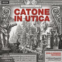 Audio CD Various Artists. Vinci: Catone In Utica