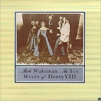 Audio CD Rick Wakeman. The six wives of Henry VIII