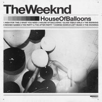 Audio CD The Weeknd. House of Balloons